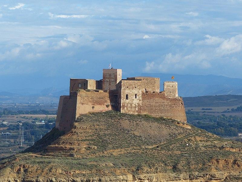 Castillo de Monzón. Castillos en Aragón. Castillos medievales en Aragón. Conoce Aragón Turismo GoAragon