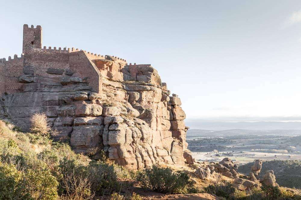 Peracense-2 Castillos en Aragón. Castillos medievales en Aragón. Conoce Aragón GoTurismo GoAragon
