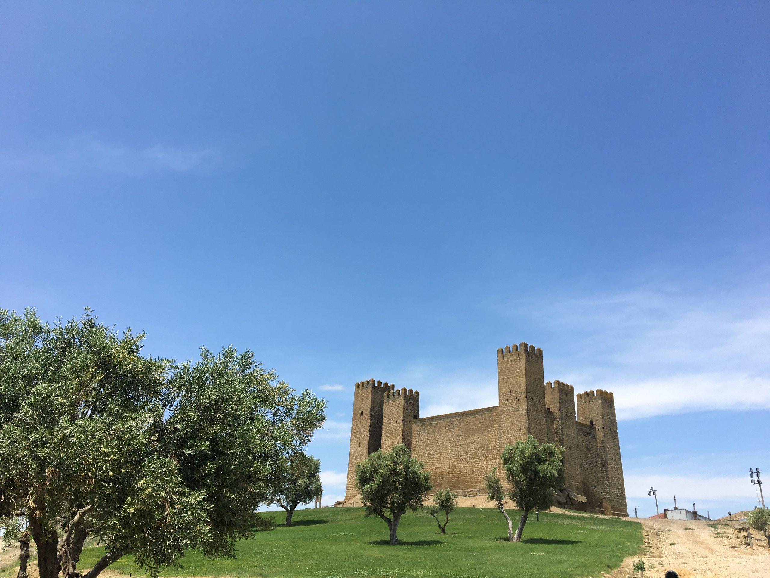 Sádaba castle.