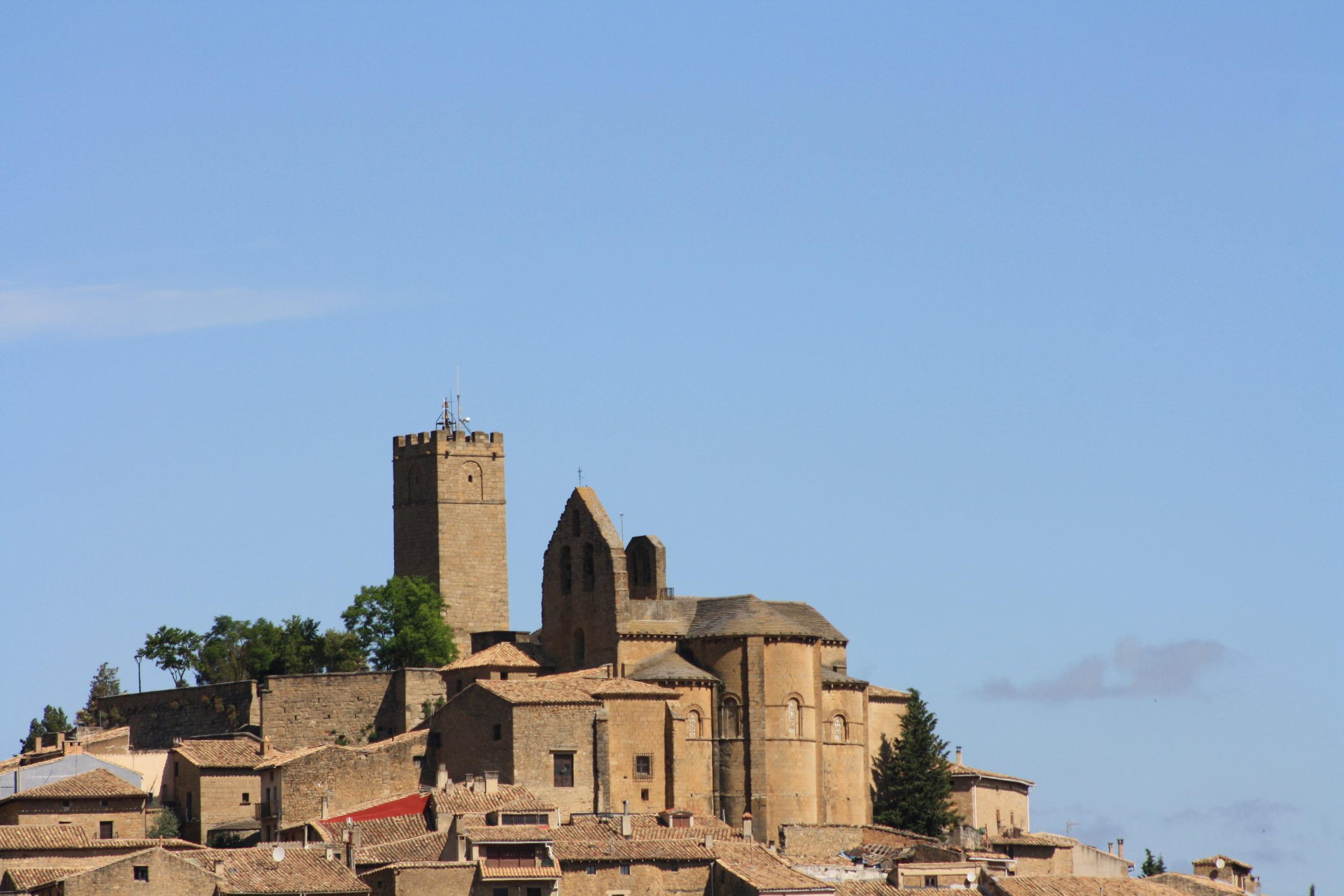 Castle of Sos del Rey Católico
