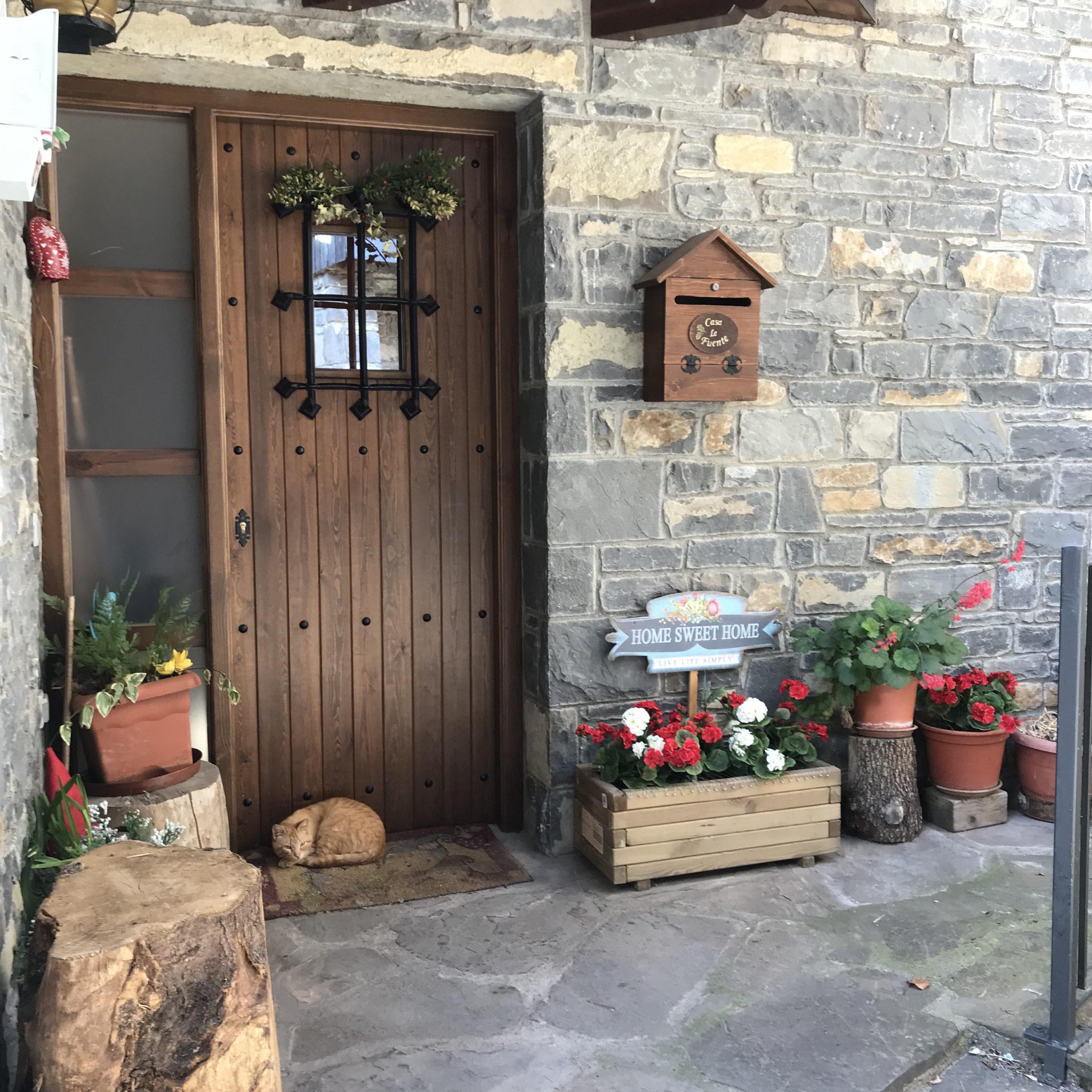Torla House in Torla Aragón