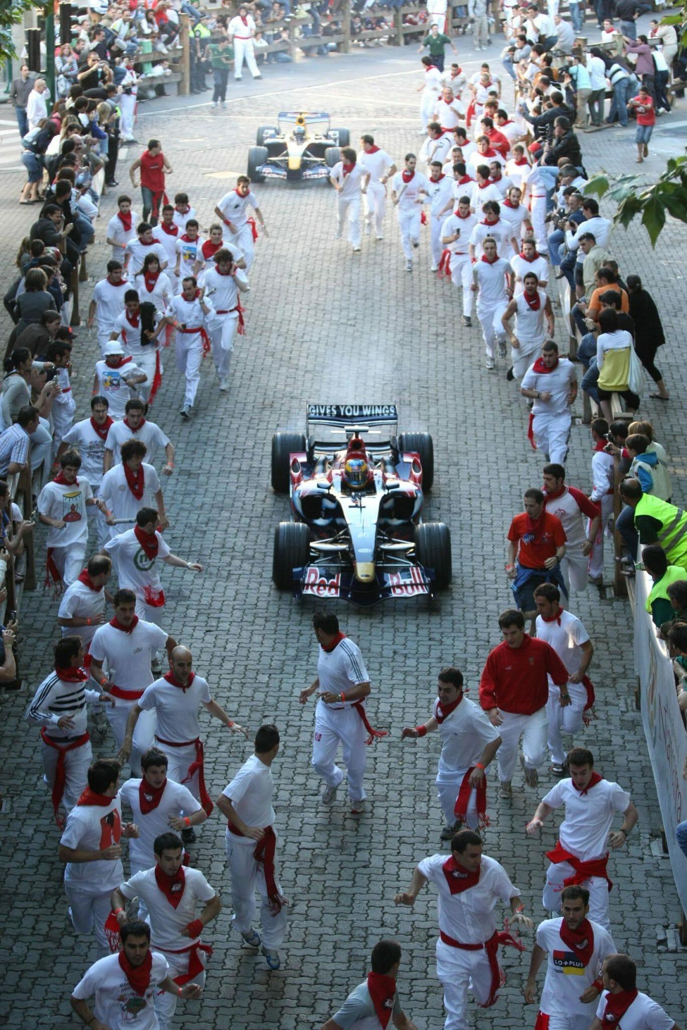 'San Fermín Fórmula 1',